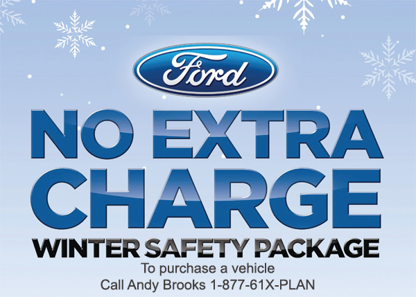 Ford Winter Safety Package