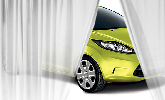 Ford Fiesta at Toronto Ford Dealers