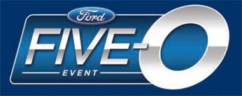 Ford Five 0 Event