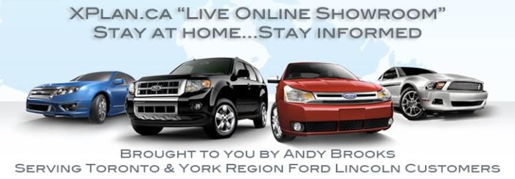 Ford Online Showroom