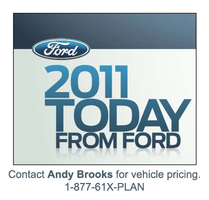 2011 Today From Ford