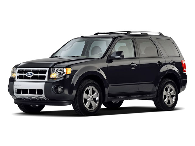 Ford Escape black