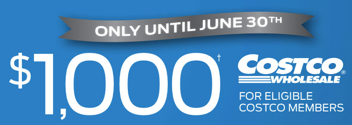 Ford Costco rebate until June 30th