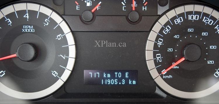 2011 Ford Escape Fuel Economy