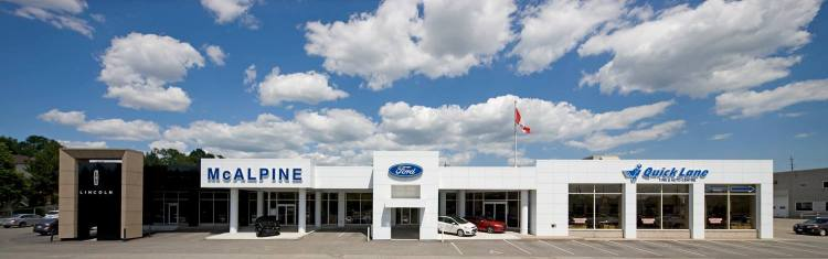 Ford dealership in York Region Andy Brooks