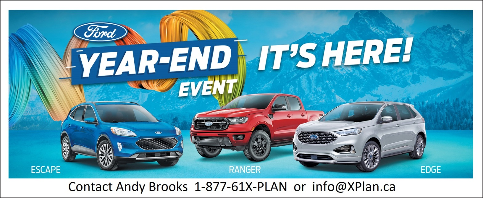 York Region Ford deFord X-Plan lease payments and X-Plan finance payments based on X-Plan pricing.