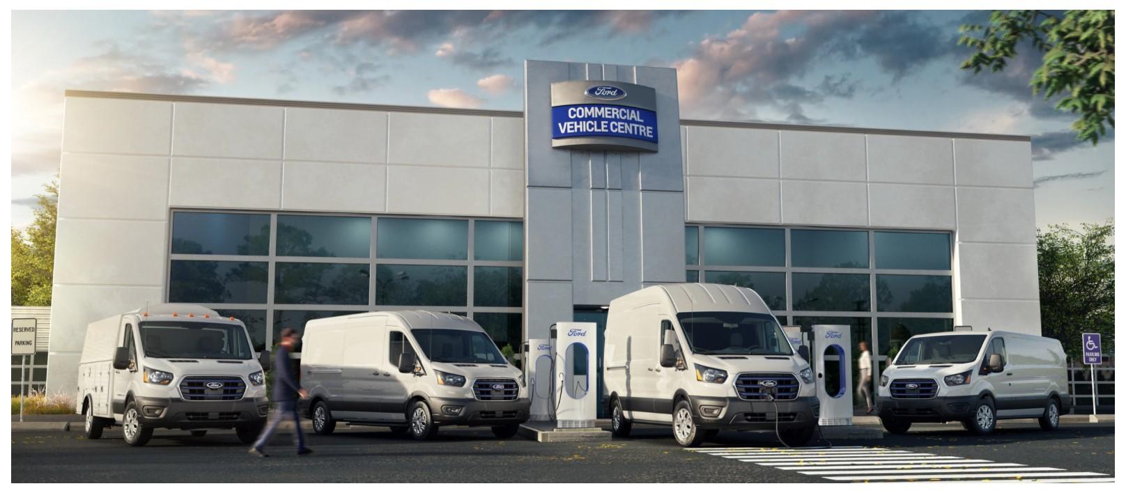 Ford Commercial truck dealer in York Region